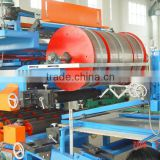 Polystyrene sheet making machine/Cold Room Sandwich EPS Panel Production Line Roll Forming Machine