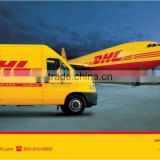 DHL air freight rates to USA
