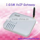 GOIP1, 1 channel voip gsm gateway/sip phone gateway call termination for PBX, Asterisk