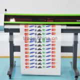 730mm Print Width DX7 Print Head Printing & Cutting Plotter,Eco-solvent, Water-base Print and Cut Machine