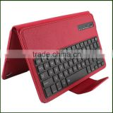 Factory Detachable wireless bluetooth keyboard case for google nexus 9 , for google nexus 9 keyboard case