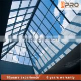 aluminium skylight roof light heat proof skylight