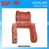 OE No. 6203220020 Trailer Spring Shackle Brackets Lifting Lug truck parts Ductile Iron Casting leaf spring shackle