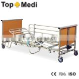 Electirc Three-Function Hospital Bed used in Hospital/Cama de hospital electrica con tres funciones