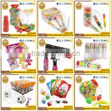 Kingyang Sweets Factory/Manufacturer Sour Hard Candy/Marshmallow/Toy Candy Confectionery Hot Sale