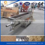 Stainless Steel sesame cleaning machine/professional sesame seeds cleaning and dryer equipments
