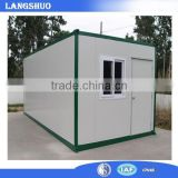 INQUIRY about China Supplier One Bedroom Prefab House Container Homes For Sale