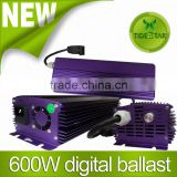 600w dimmable electronic ballast/ Horticulture 600 Watt Grow Light Digital Dimmable HPS MH System for Plants