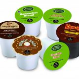 Reusable keurig coffee k-cup filter paper disposable k-cup paper filter coffee capsule