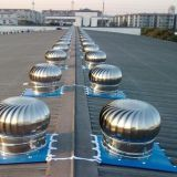 Stainless Steel Roof Turbo Exhaust Fan