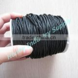 Bracelets, Necklaces Jewelry Bracelet Beading Black Wax Thread Cord