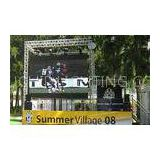 1RGB PH10 Rental LED Screen , LED Video Panels Steel / Aluminum