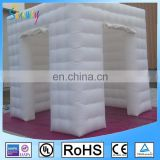 Inflatable Portable Photo Booth for Weddings Parties Promotion With LED Light and Air Blower