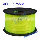 1KG ABS 1.75mm 3D Printer Consumable Filament 12 Colors Available
