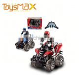 Toy Educational 4Channel Eco-Friendly Electric 2.4G Electric Motocycle