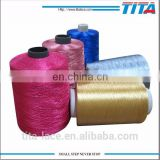 150D polyester embroidery thread with factory price