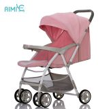 Modern Carriage Single pushchair Easy Folding Travel Pram China Factory