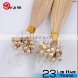 Alibaba Best Seller Factory Wholesale Remy easi locks hair extensions