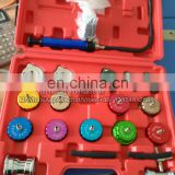 Hot sale-- Cooling System&Radiator Cap Pressure Tester(21pcs)