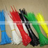 450*7.5.mm Auto Parts The plastic nylon zip cable ties for self locking 7.6*250