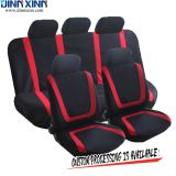 DinnXinn Audi 9 pcs full set PVC leather seat covers car universal manufacturer China