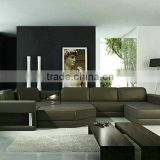 Super Comfortable Full Real Leather sofa black color                                                                         Quality Choice