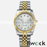 Mens Roles Stainless steel Watch Mens Roles Two-Tone Gold and S.S. Datejust Date Watch with Diamond Dial                                                                         Quality Choice                                                     Most Popula
