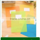 Offset Printing Printing Type and Plastic Product Material a4 file folder                                                                                                         Supplier's Choice