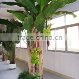 plant tree type large leaf artificial plants artificial banana plants