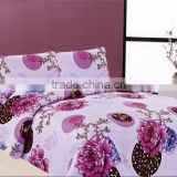4D cheap polyester printing bedding sheets bedding sets                                                                         Quality Choice