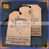 kraft hang tags, custom brown tags, brown paper hang tags