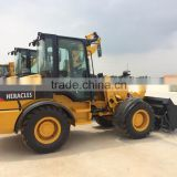 H928 front end mini wheel loader with CE certificate and EURO3B engine
