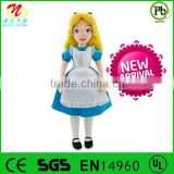 New arrival Famous movie cartoon tall cartoon characters alice inflatable cartoon character