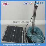 20-63m head and 35-72m3/h flow multistage solar water pump for agriculture, 6 inch photovoltaic solar water pumps