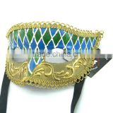 Woman Masquerade Mask Full Face Venice Carnival Half Face Dance Mask for all party and festival half face gas mask
