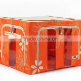 2016 Non Woven Fabric Foldable Storage Box                                                                         Quality Choice