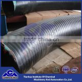 Tianhua Anticorrosion Thermal Insulation Polyurethane Foam Coated Direct Buried Pipe for Oil Transportation