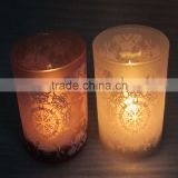 factory supplier pillar decoration wedding 50ml luxury glass candle jar