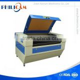 6090 high accuracy co2 laser engraving and cutting machine for nonmetal