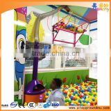 Good styel and New machine kids play games soft indoor play playground set