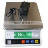10kgx1g Digital Electronic Table Top Scale Balance with Counting Function, Industrial Weighing Scale, Laboratory Scale