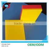 High quality plastic sheet/4x8 pvc sheet/3mm plastic sheet