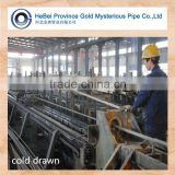 COLD DRAWN SEAMLESS TUBE STEEL in small calibers for high(low and medium) Pressure boilers and petro chemical industry