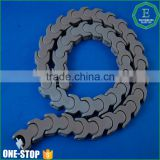 Engineering cheap price teflon conveyor belt plastic pom slat conveyor belt chain for machining