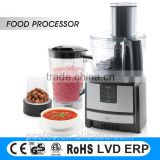 CE LFGB approval factory direct sales new design professional food processor as seen on tv