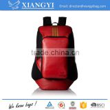 High quality PU PVC leather professional baseball backpack bat bag sport bag