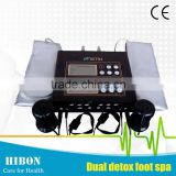 Deep Cleansing,Detox,Weight Loss Feature Dual Ion Detox Foot Spa Machine
