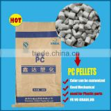 Hot! Advance engineering PC plastic raw material Reinforced PC Pellets High Strength PC Resin