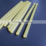 transparent hot melt glue stick, hot melt adhesive, High Quality Transparent EVA Based Hot Melt Glue Stick for Packaging