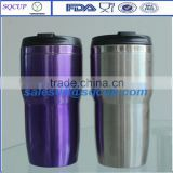 Eco-friendly Fashion Heat-transfer Stainless Steel Coffee Mug